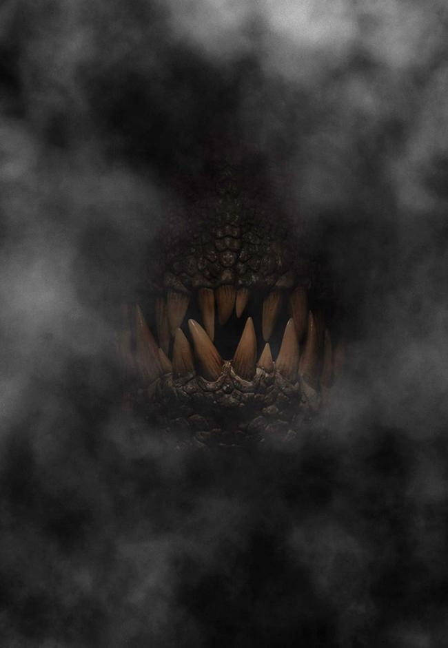 El Indominus Rex es la estrella de la película junto al nuevo héroe de acción Chris Pratt.