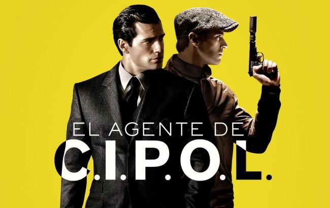 Nuevo trailer de El Agente de CIPOL