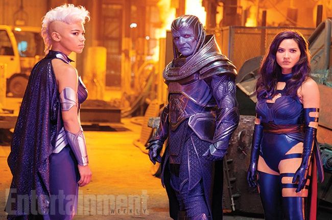 Primeras imágenes de X-Men: Apocalipsis