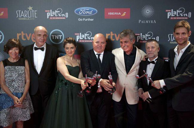 Ganadores de los Premios Platino 2015