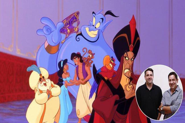 Disney prepara una precuela de Aladdin