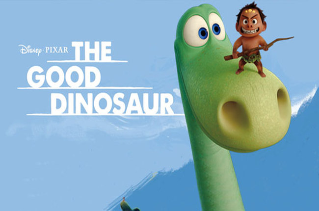 Primer trailer de The Good Dinosaur