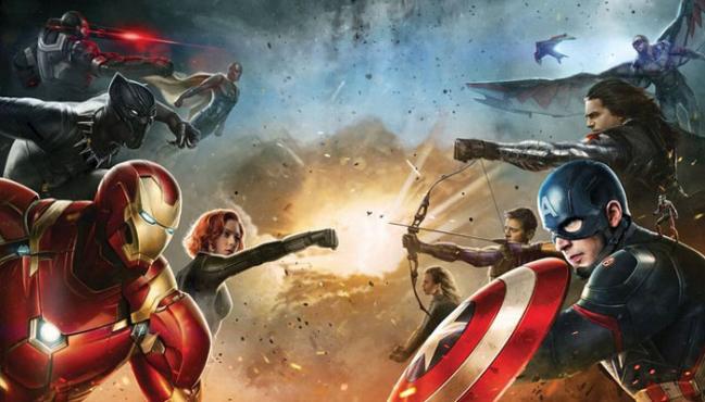 Se conocen los bandos enfrentados en Capitán América: Civil War