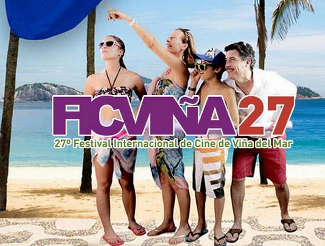 27º Festival Internacional de Cine de Viña del Mar
