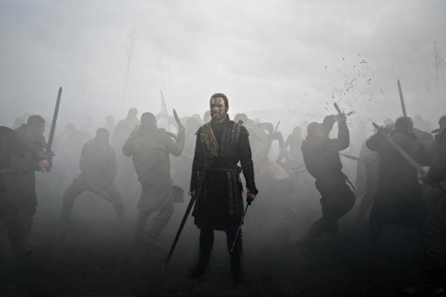 Nuevo trailer y pósters de Macbeth