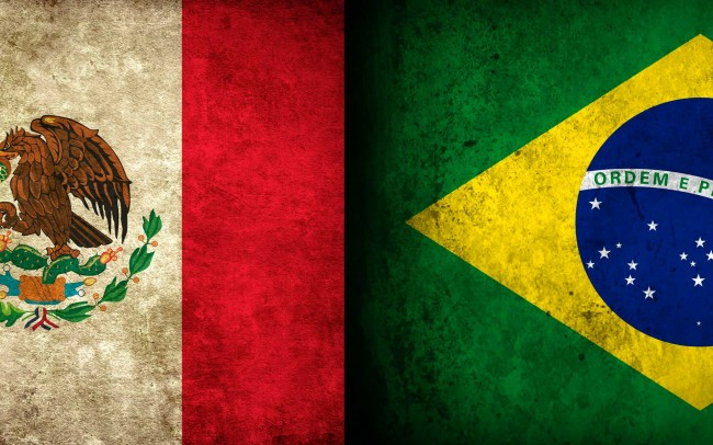 México y Brasil acuerdo de coproducción y codistribución cinematográfica
