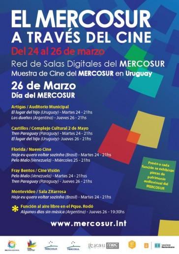 Mercosur a través del cine