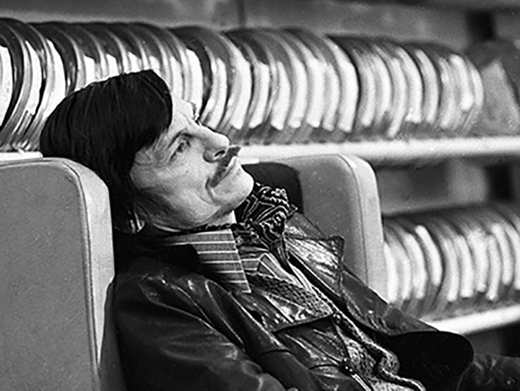 El Reposo de Andrei Tarkovsky.