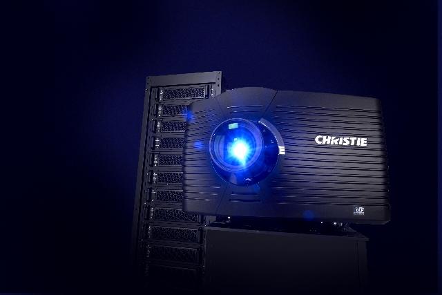 Christie: proyectores 3D de alto brillo