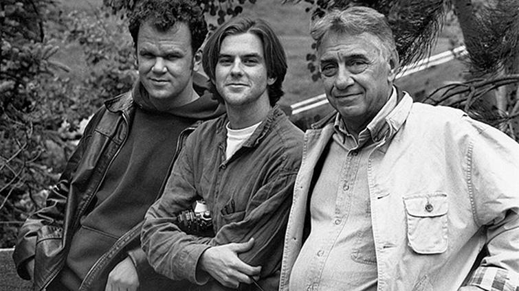 """Con John Reilly y Philip Barker sus actores favoritos en film inedito """"Hard Eight Sydney"""""""