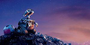 """""""Wall-E"""" es uno de los personajes más tiernos y entrañables de la animación moderna."""