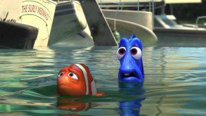 Buscando a Nemo fue uno de los mayores éxitos de taquilla en la historia de Pixar
