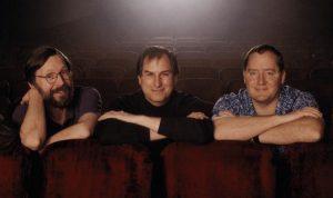 Edwin Catmull, Steve Jobs, John Lasseter, los popes de Pixar