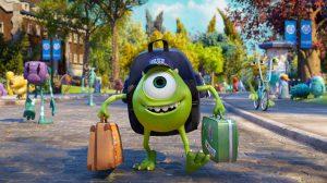 Monster University es la pelicula mas taquillera de la factoria Pixar en Argentina.