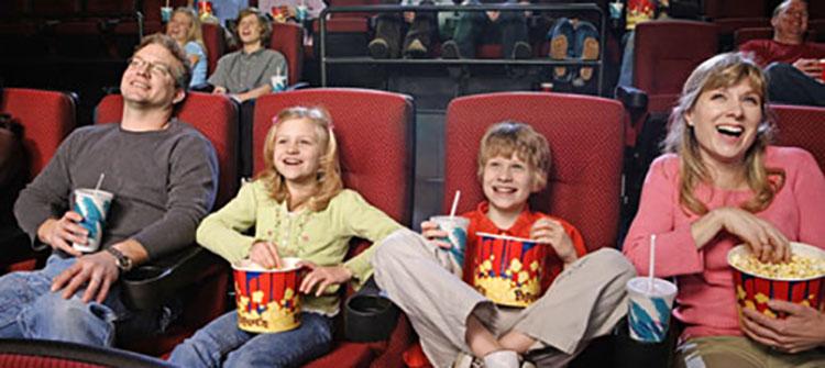 Las vacaciones de invierno 2015 en la taquilla de los cines