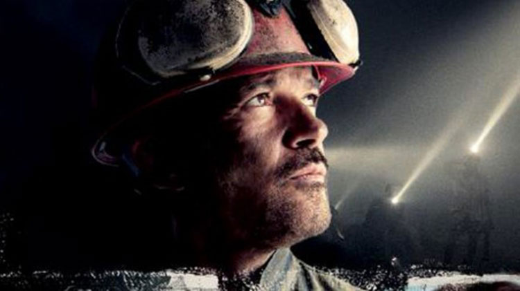 Los 33, exitosa apertura de la visión hollywoodense de la historia de los mineros