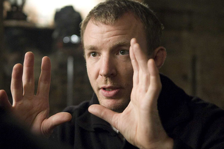 Filmotaquilla: Guy Ritchie