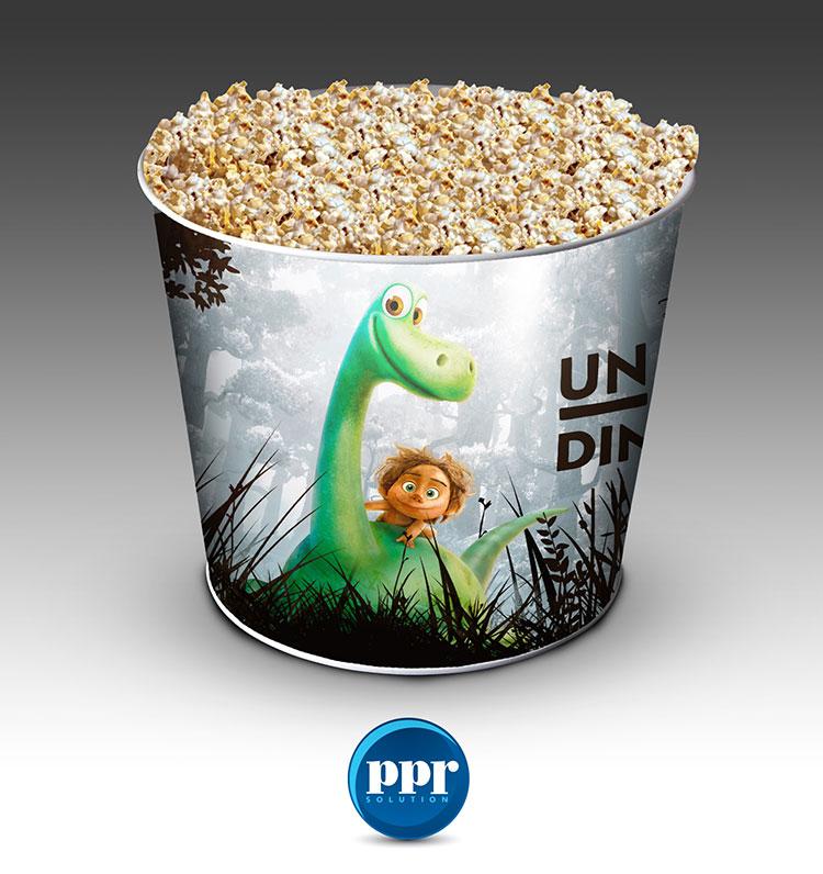 PPR Solution ofrece nuevas propuestas para los cines