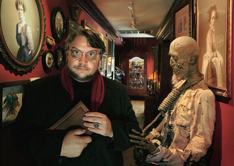 Filmotaquilla: Guillermo del Toro