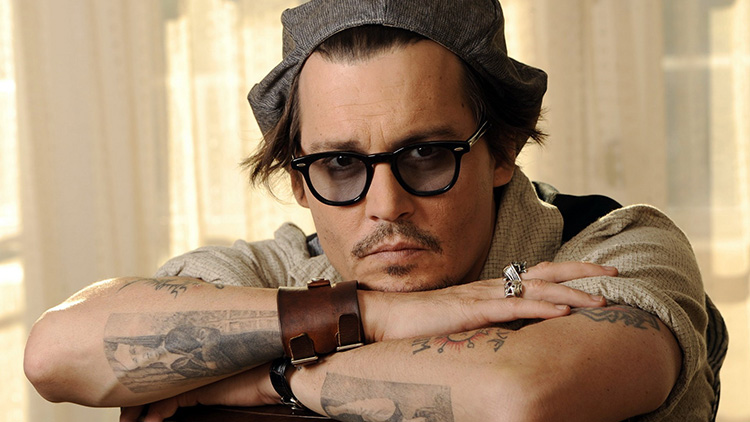 Filmotaquilla: Johnny Depp