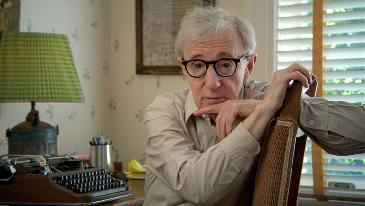 Filmotaquilla: Woody Allen