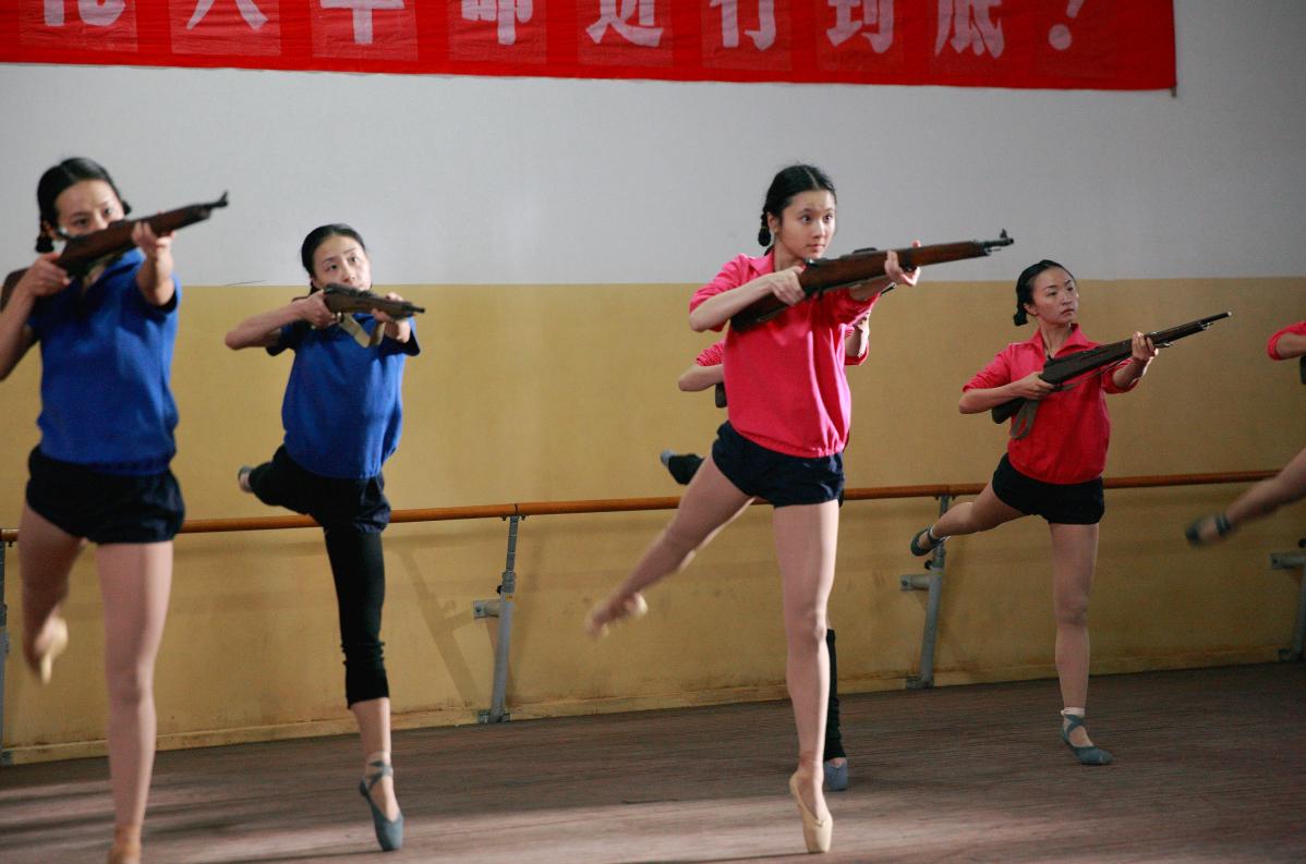 Estreno de la nueva película del director Zhang Yimou