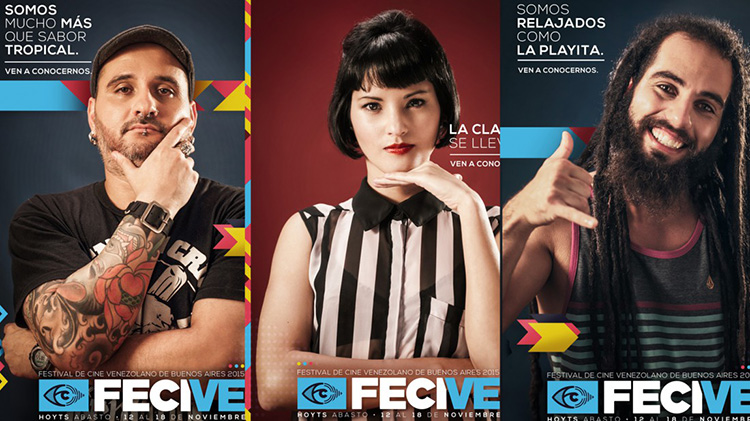 Festival de cine venezolano en Buenos Aires