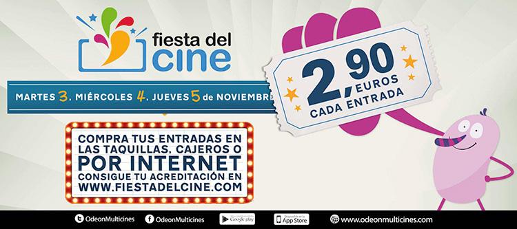 Fiesta del cine en España