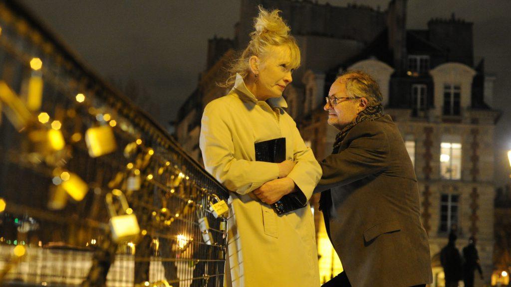 """Una pareja británica intenta revitalizar su matrimonio en """"Un fin de semana en Paris""""."""