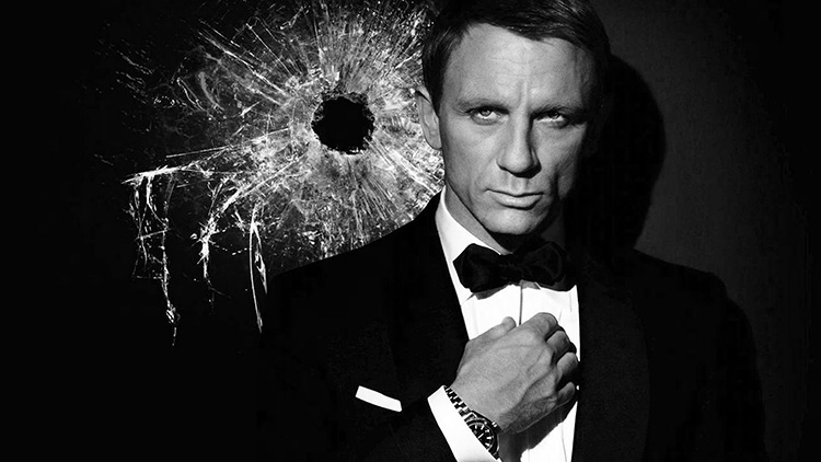 Filmotaquilla: James Bond
