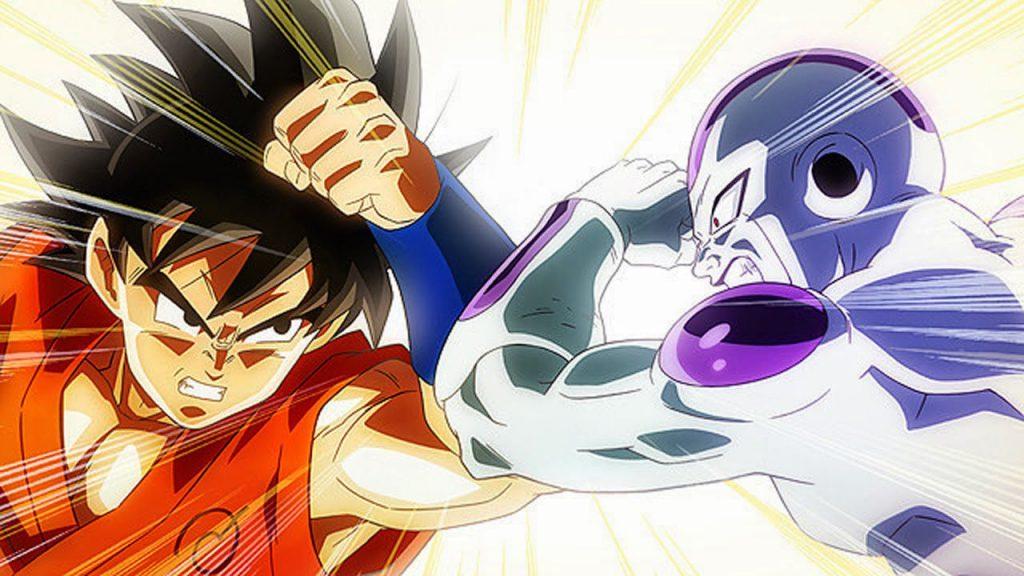 """""""Dragon Ball Z. La Resurrección de Freezer"""" es el segundo animé más taquillero de todos los tiempos."""