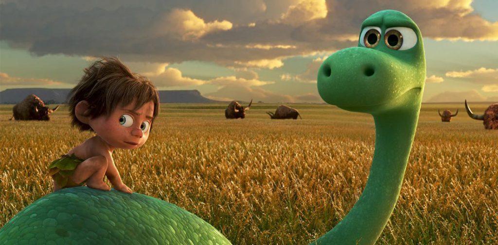"""Animación: """"Un gran dinosaurio"""" reinó la taquilla"""
