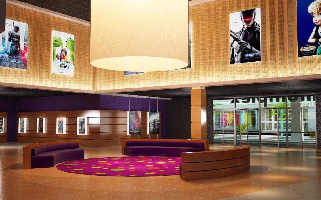 El Cines Multiplex de Pilar contará con 9 salas.