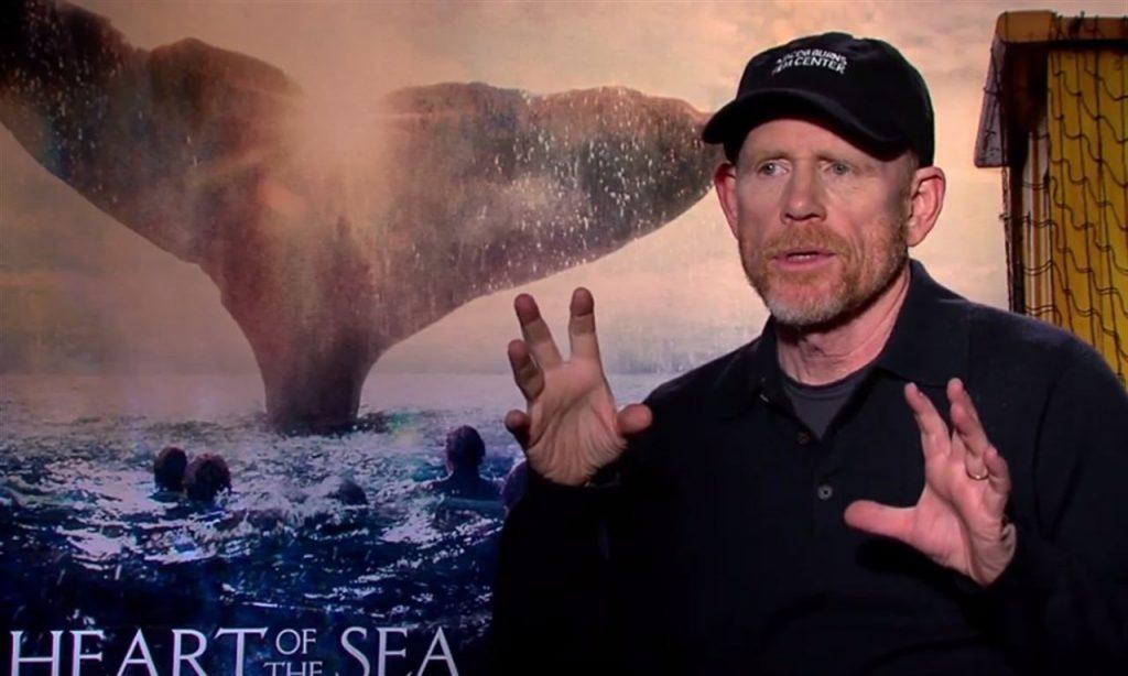 """Ron Howard es el director de """"En el corazón del mar""""."""