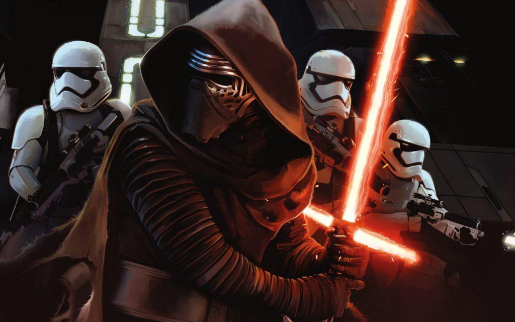 """""""Star Wars. El despertar de la fuerza""""  arrancó primera en su pre-estreno"""