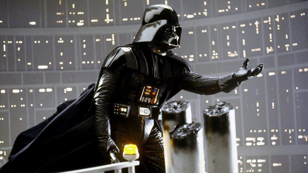 Darth Vader se convirtió en uno de los villanos más memorables de la historia del cine.