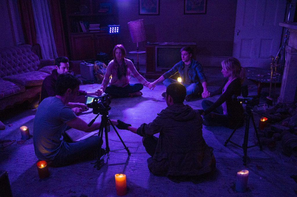 """""""La casa del demonio"""" fue la película de mayor ventas de Distribution Company."""