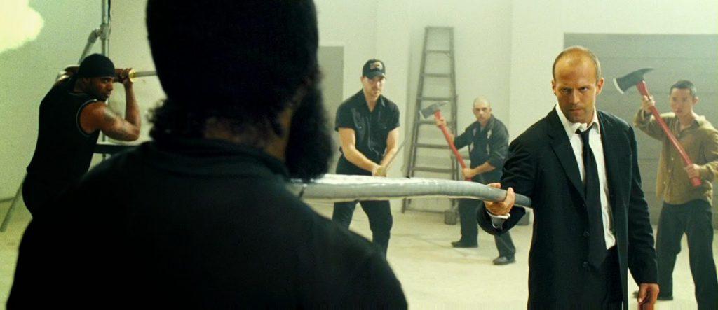Statham realizó el mismo las numerosas escenas de riesgo de la saga.