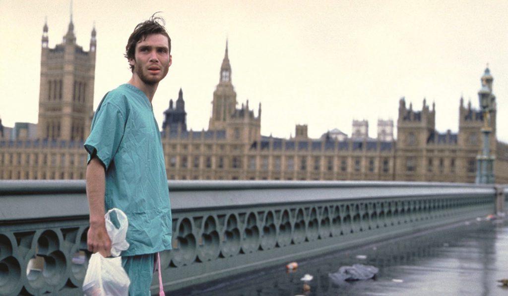 """El protagonista de """"Exterminio"""" despierta de un coma en una Londres devastada."""