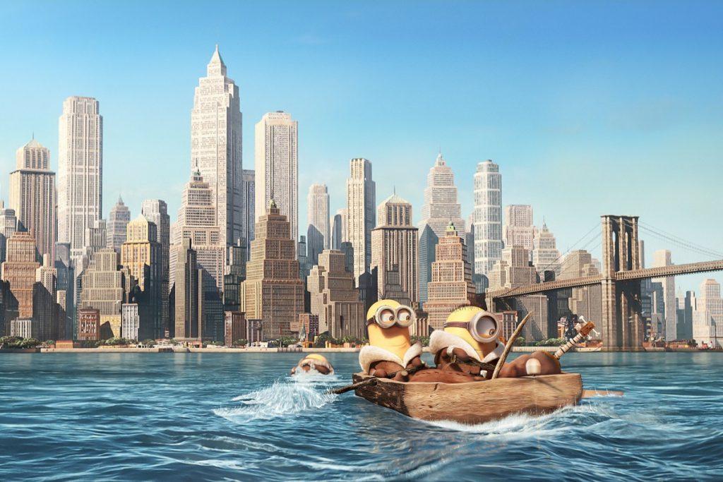 Balance 2015: cine de animación