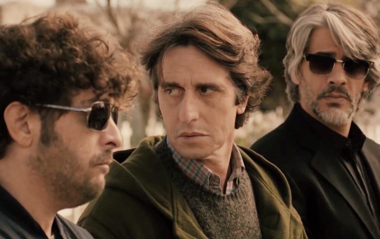 Diego Peretti tuvo dos películas entre las cinco más vistas