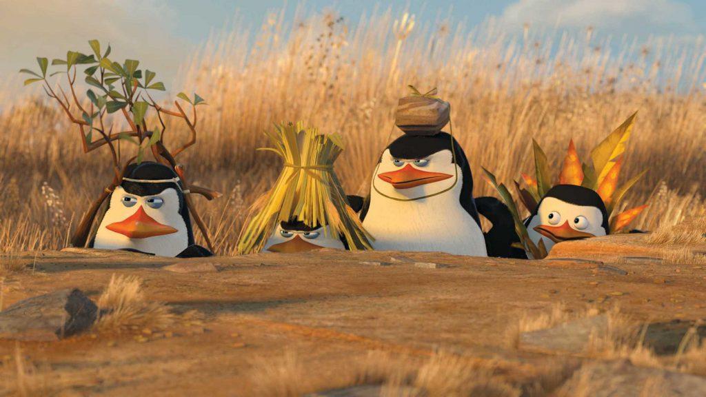 """""""Los Pingüinos de Madagascar"""" fue la propuesta más taquillera de Dreamworks Animation."""