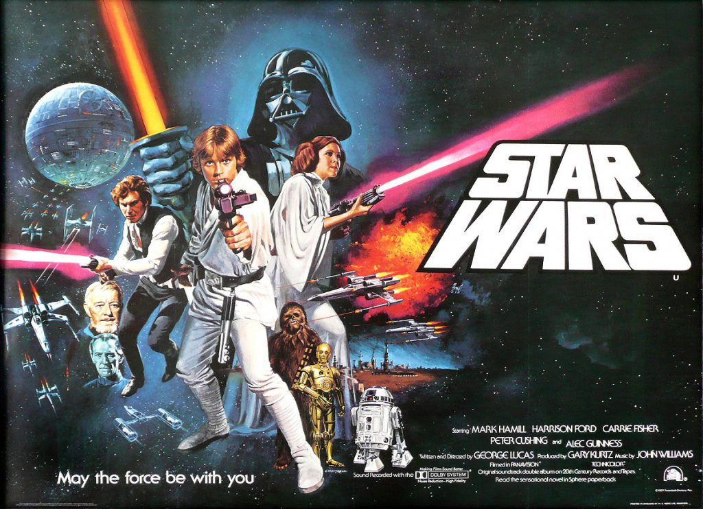 """Star Wars"": la trilogía original"