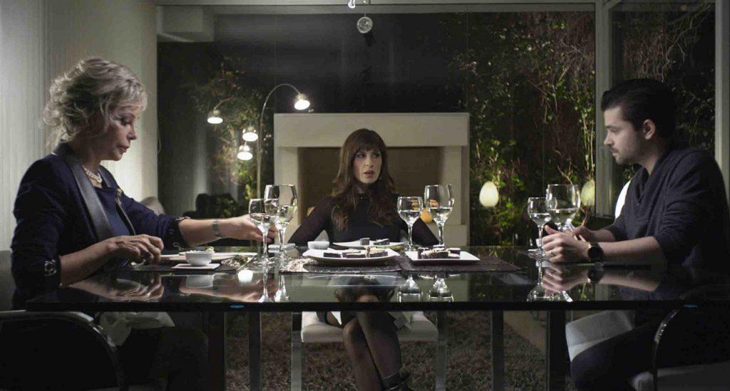 """El thriller """"Testigo íntimo"""" fue el estreno argentino más visto del mes."""