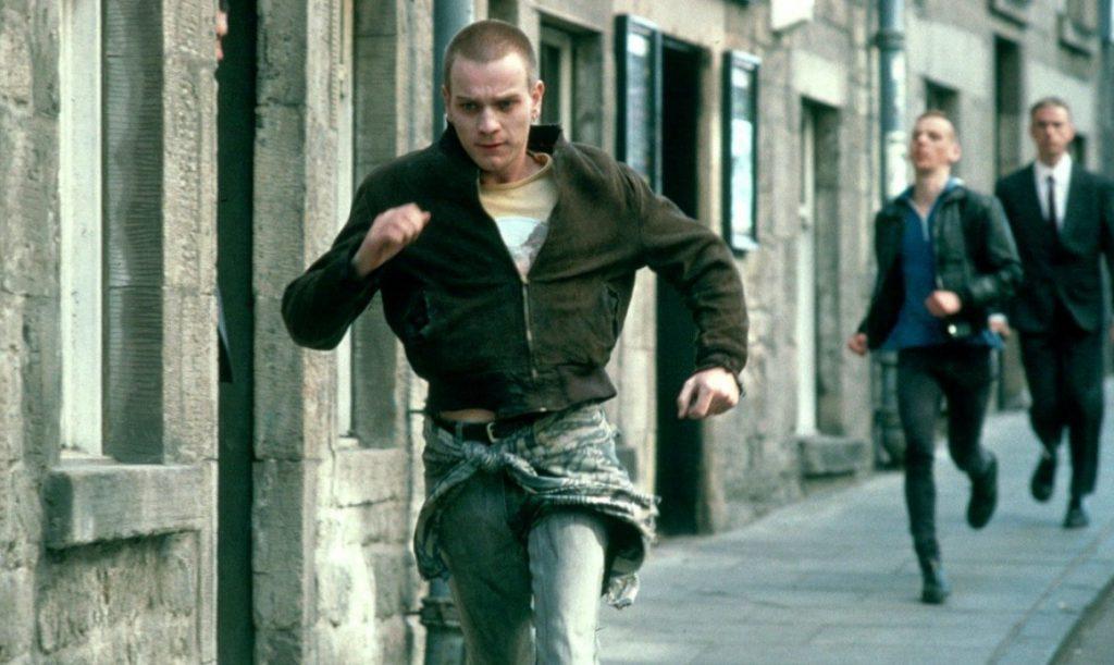 """""""Trainspotting"""" fue la segunda película de Boyle."""