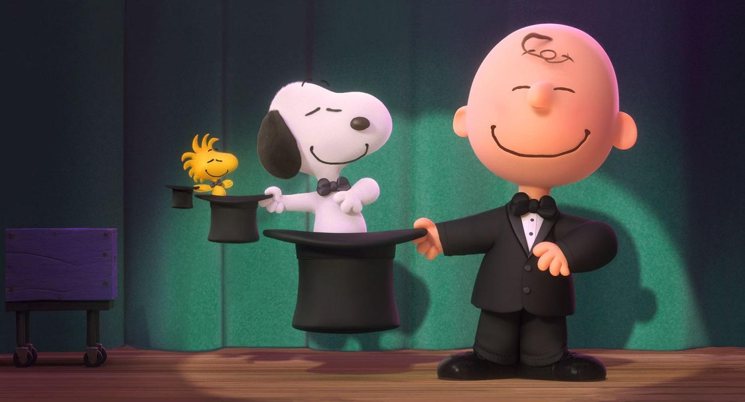 Snoopy & Charlie _Imagen 2