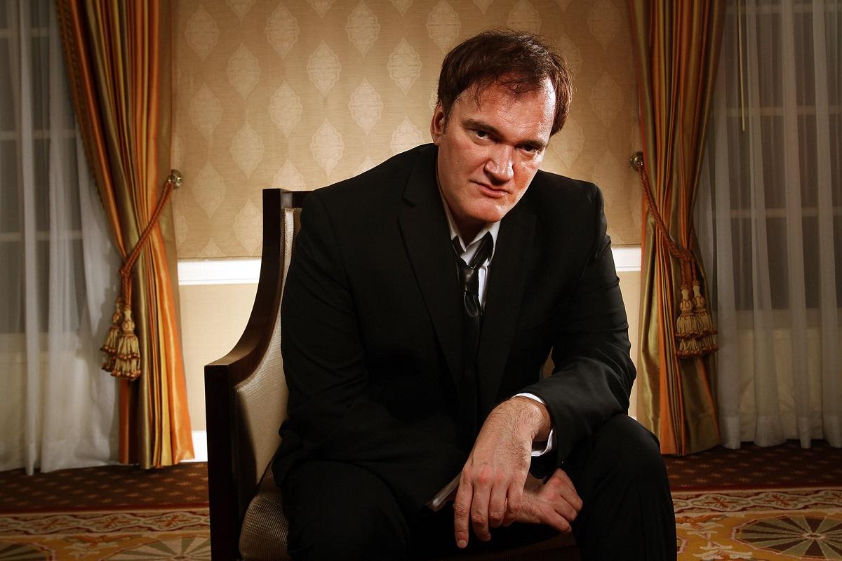 Filmotaquilla: Quentin Tarantino