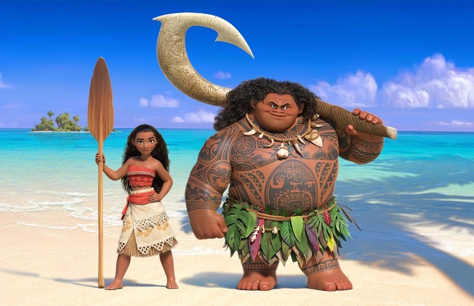 """""""Moana"""" será el próximo lanzamiento de Walt Disney Animation Studios."""