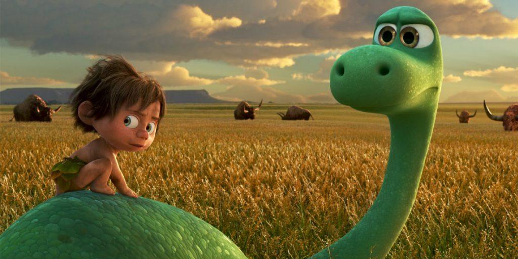 """""""Un gran dinosaurio"""" es la película familiar más vista en el verano."""