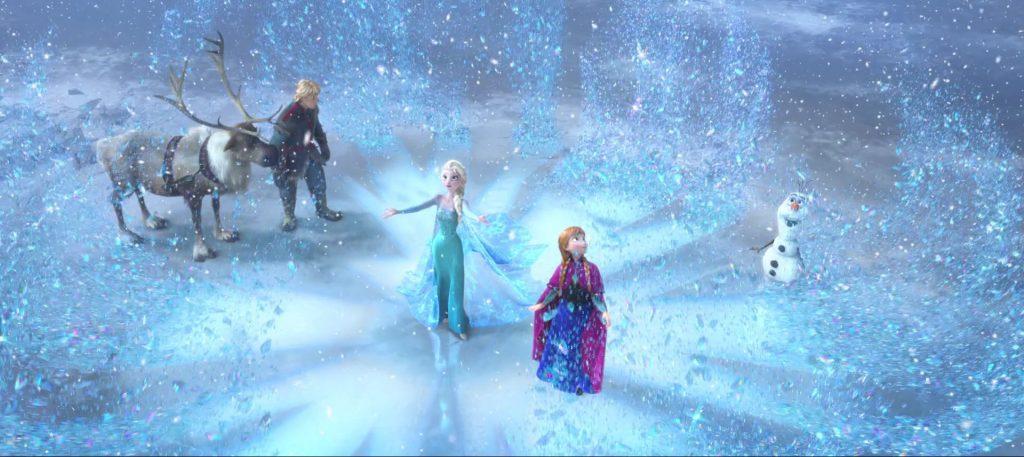 """""""Frozen, una aventura congelada"""" fue el mayor éxito de Walt Disney Animation Studios."""
